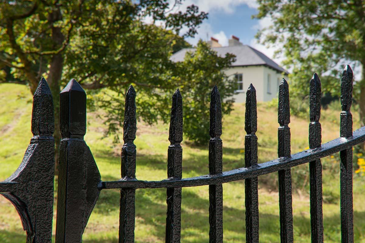 Kildanganhouse-gate